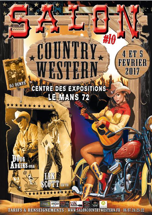 Dourloriou - Salon country western ...